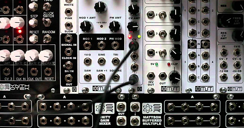 Low Frequency Oscillator (LFO)