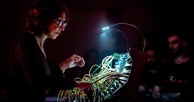 Live Performance και Ηλεκτρονική Μουσική